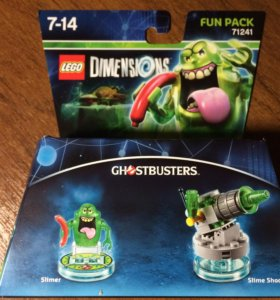 Lego Dimensions Slimer Fun Pack 71241