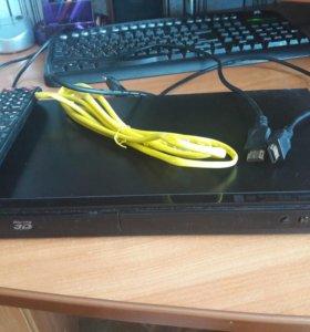 Видеоплеер BD-E5500 3D-плеер, smart-TV, Blu-ray