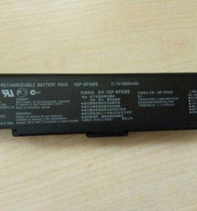 Аккумулятор Sony