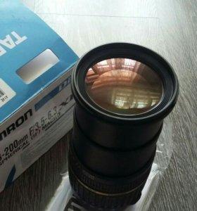Тамрон 18-200mm