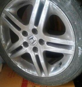 Колеса хонда