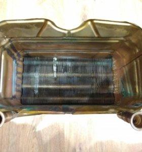 Теплообменник (радиатор) б/у на газовую колонку