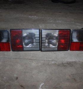 Задние фонари на Ваз 2110