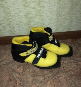 Лыжные ботинки Trek Laser ИК