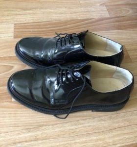 Ботинки новые мужские
