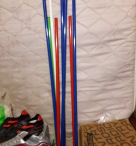 Палки для гимнастики.