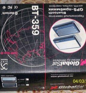 Bluetooth GPS-приёмник