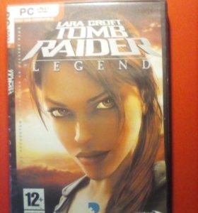 """Компьютерная игра """"Lara Croft, Tomb Raider"""""""