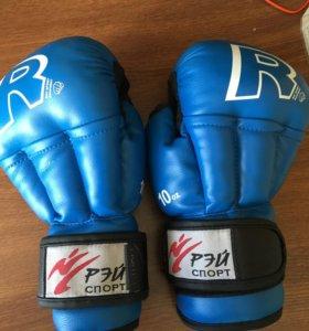 Перчатки для рукопашного боя 10унц