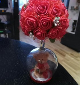 Подарок к празднику для любимых