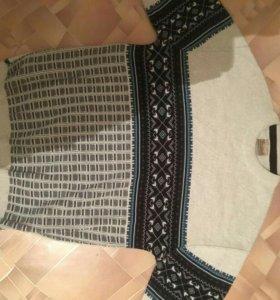 свитер (сосвсем новый один раз носил)
