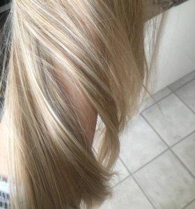 Новые волосы для блондинок