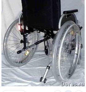 Абсолютно новое инвалидное кресло-коляска.