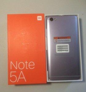 Новый xiaomi Redmi Note 5А 16Gb Grey