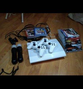 Супер комплект Play Station 3 PS3