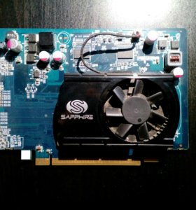 Видеокарта AMD Radeon HD 5550 Series