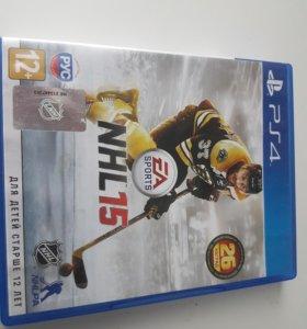 NHL15 Ps4