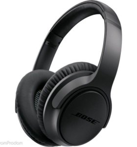 Bose SoundTrue Around-ear II Charcoal Black, Apple