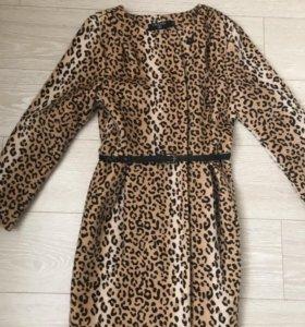Облегченное новое пальто
