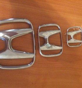 Комплект шильдов Honda Accord