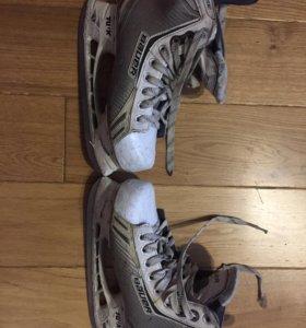 Коньки хоккейные Bauer supreme one.6LE.Размер 4.5