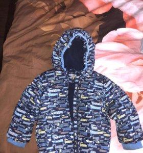Куртка,ветровка на мальчика