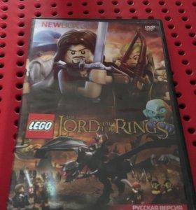 Властелин колец LEGO для Xbox 360