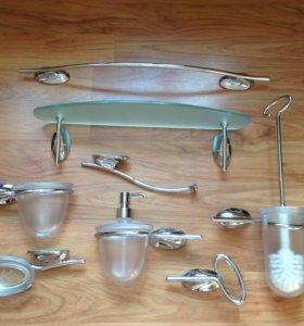 Аксессуары для ванной SOLMET SWING(ИТАЛИЯ)