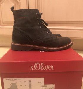 Ботинки s.Oliver 37