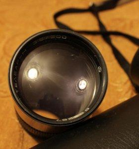 Nikon F Телеар-Н 200 мм 1:3.5