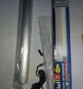 Светодиодный светильник встраиваемый в мебель