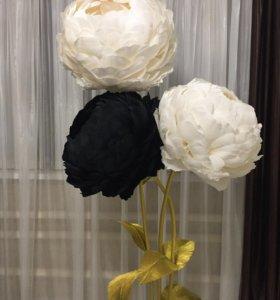 Гигантский цветок