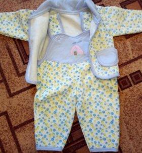 Продам детский костюм двойка