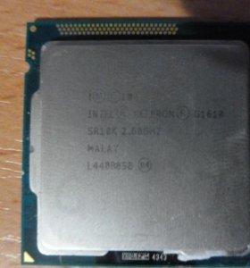 Процессор g1610