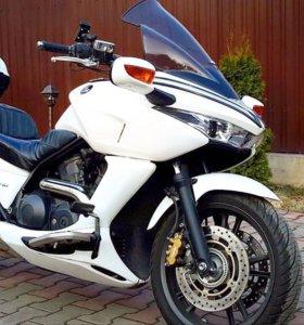 Мотоцикл Honda-DN-01