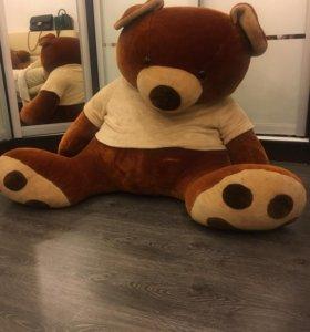 Медведь размер 80/120см