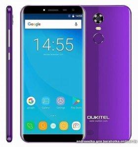 Oukitel C8 4G новый