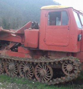 Трактор ТТ-4. Торг уместен.