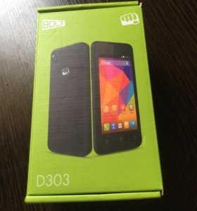 Телефон Mcromax D3O3