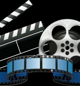 Видеомонтаж, фотосессии, видеосъемка.