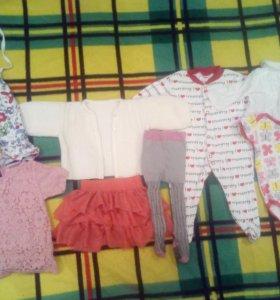 набор одежды для девочки