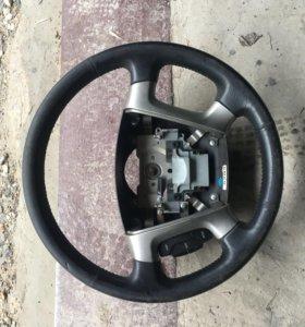 Продам рулевое колесо для chevrolet epica