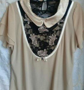 Блузка женская размер 50-52. Польша