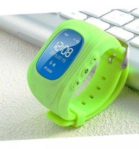 Детские умные часы Q50 GPS трекер новые