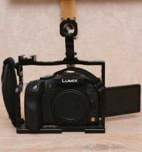 Фотоаппарат - видеокамера Panasonic DMC-G6 Body