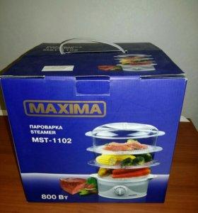 Пароварка Maxima
