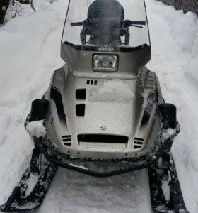 Снегоход Ямаха 540 4