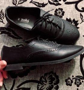 Новые ботинки, размер 36