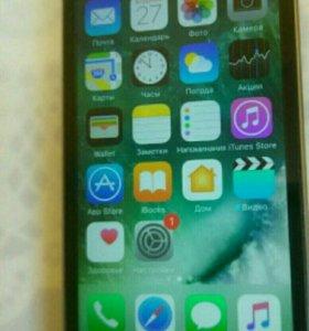 iPhone 5S 16Gb LTE IOS 10
