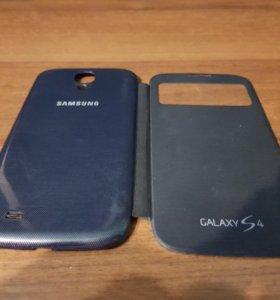 Продам Умный чехол оригинал Samsung Galaxy S4